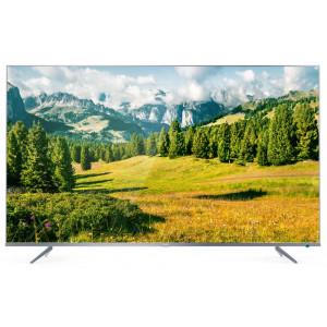 Телевизор TCL L65P6US 4K Ultra HD сверхтонкий серебристый в Кирово фото