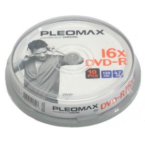 Диск DVD-R Pleomax 4.7Gb 16x в Кирово фото
